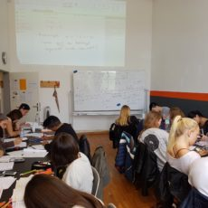 Mathe-I-Seminar, Start am 08.03.
