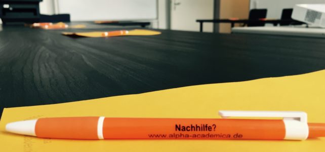 Seminarplanung (BWL, FH Aachen) 2. Phase