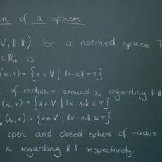 Update: Freie Kapazitäten in diversen mathematischen Modulen