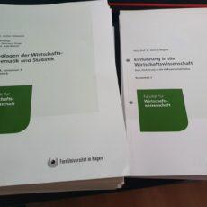 Wieder im Angebot: Module der Fernuniversität Hagen