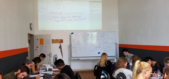 Seminare 2. Phase, BWL FH Aachen